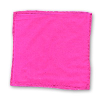 "Silk 12"" Single (Fuchsia) Magic by Gosh - Trick"