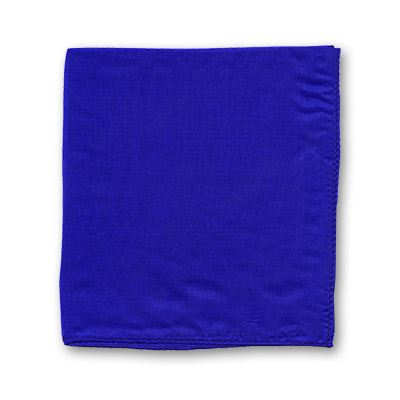 Silk 12 inch single (Royal Blue) Magic by Gosh - Trick
