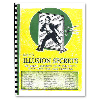 Grants Illusion Secrets - Paul Osborne - Libro de Magia