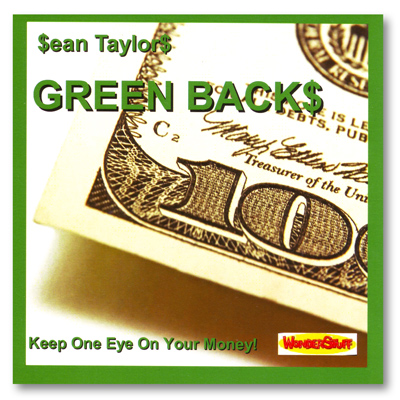 Green Backs by Sean Taylor - Tricks