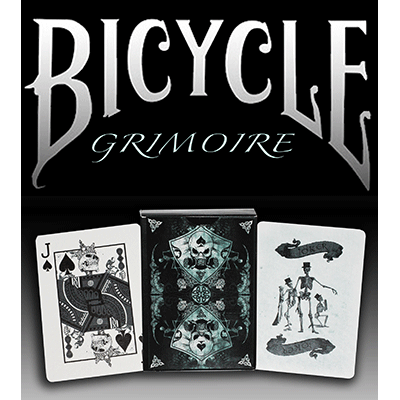 Grimoire Bicycle Deck - US Playing Card