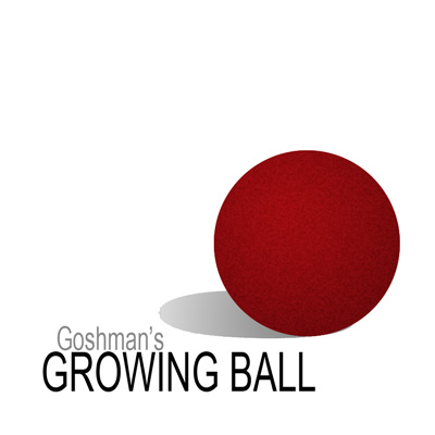 Growing Ball from Magic by Gosh - Trick