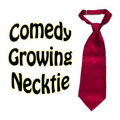 Comedy Growing Necktie (RED) - Tricks
