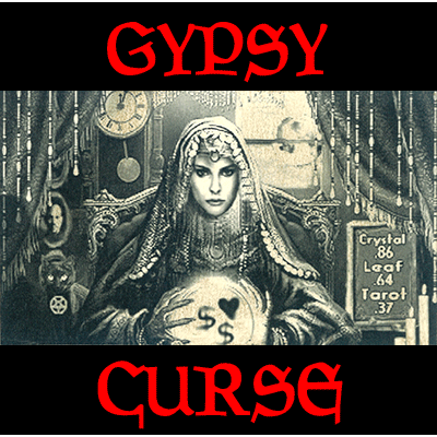 Gypsy Curse (Sanctum 6) by Outlaw Effects - Trick
