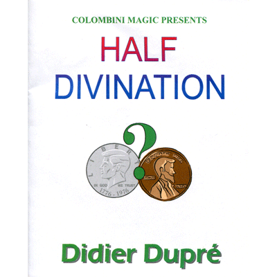 Half Divination by Wild-Colombini Magic - Trick