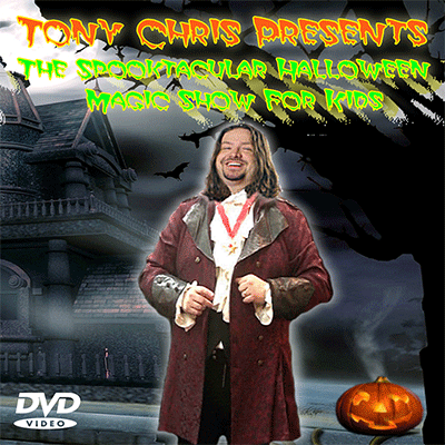 Halloween Show - Tony Chris - DVD