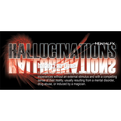 Hallucinations by Black's Magic - Trick