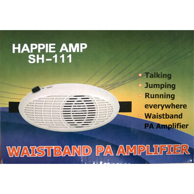 Happie Amp Junior SH-111 (Waistband Amp) - Trick
