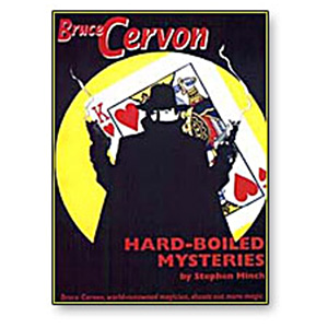 Bruce Cervon Hard Boiled Mysteries - Book