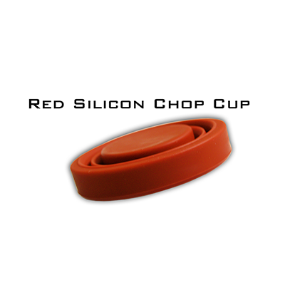 Harmonica Chop Cup Red (Silicon)