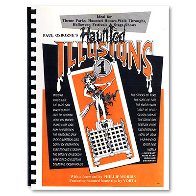 Haunted Illusions - Paul Osborne - Trick