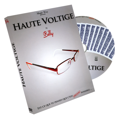 Haute Voltige by Billy Debu - DVD