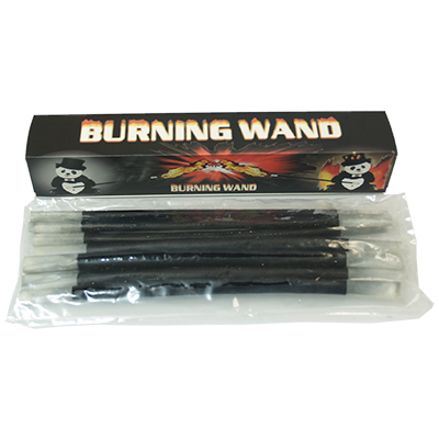 Burning Wand by Panda Magic - Trick