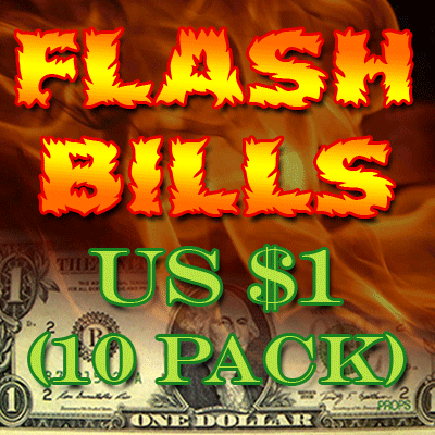 Flash Bill Ten Pack ($1.00) - Trick