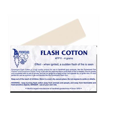 Algodon Flash para Trucos de Magia - 4 gramos