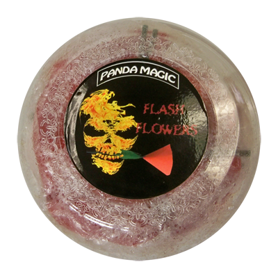 Flash Flower (8 pack) by Panda Magic