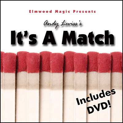 It's A Match -Version 2.0 (W/DVD) - Trick