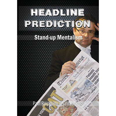 Headline Prediction (Pro Series Vol 8) by Paul Romhany - Book