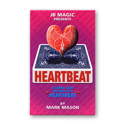 Heartbeat by Mark Mason and JB Magic - Trick