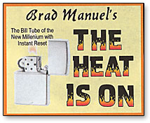 Heat is on by Brad Manuel - Trick
