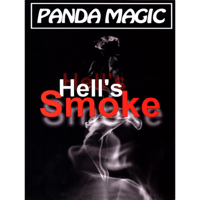 Hell's Smoke by Panda Magic - Trick