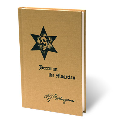Herrmann The Magician - H.J. Burlingame - Libro de Magia