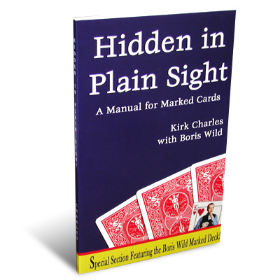 Hidden in Plain Sight: A Manual For Marked Cards book