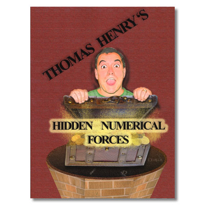 Hidden Numerical Forces by Thomas Henry - Book