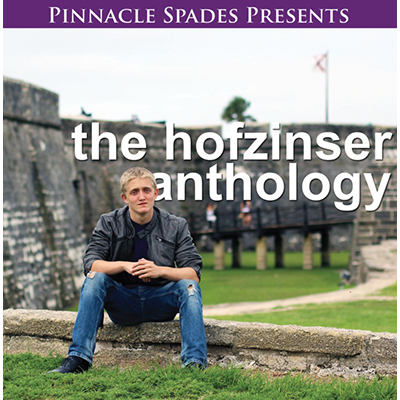 Hofzinser Anthology by Sebastian Midtvaage - DVD