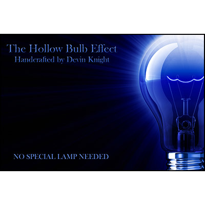 Hollow Bulb Effect (Large) by Devin Knight - Trick