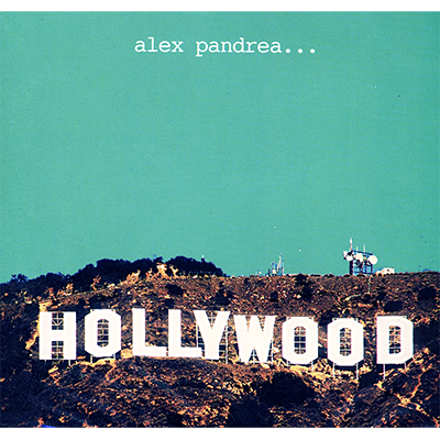Hollywood - Alex Pandrea - DVD