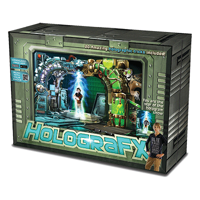 HolograFX by Goliath - Trick