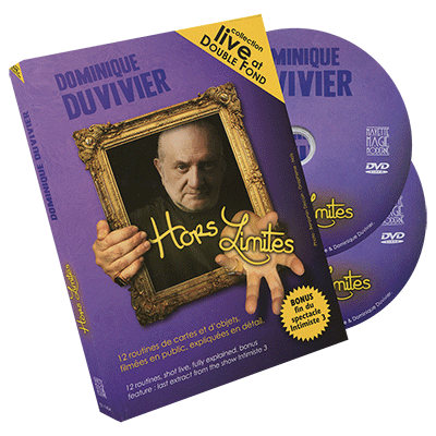 Hors Limites (2 DVD Set)  by Dominique Duvivier