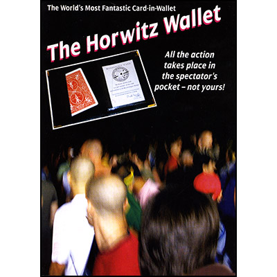 Horwitz Wallet by Basil Horwitz - Trick