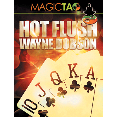 Hot Flush (Red) by Wayne Dobson and MagicTao - Trick