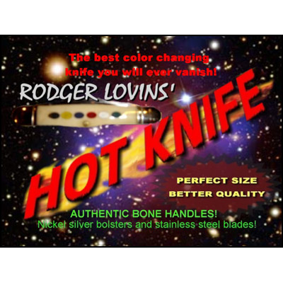 Hot Knife by Rodger Lovins - Trick