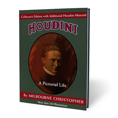 Houdini Book: Collectors Edition - Milbourne Christopher - Libro de Magia