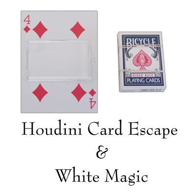 Houdini Card Escape