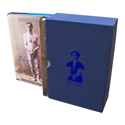 Houdini Laid Bare (2 volume boxed set signed and numbered) - William Kalush - Libro de Magia