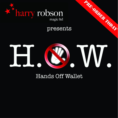 HOW Wallet - Harry Robson