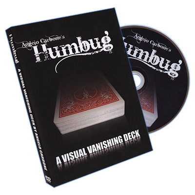 Humbug (Blue Card with DVD) by Angleo Carbone