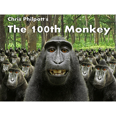 100th Monkey (2 DVD Set with Gimmicks) - Chris Philpott