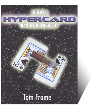 Hypercard Project (with BLUE cards) by Tom Frame - Book