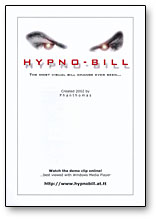 Hypno-Bill by Mag.Thomas Huber - Trick