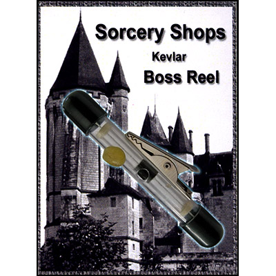 Kevlar I-Boss  - Sorcery Manufacturing