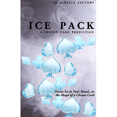 Ice Pack by The Miracle Factory - Tricks