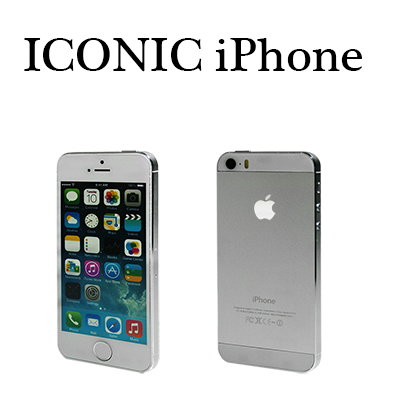 iPhone 5 Silver (Metal) by Shin Lim - Trick