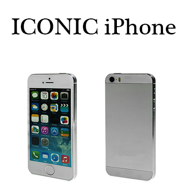 iPhone 5 Silver (plastic) by Shin Lim - Trick