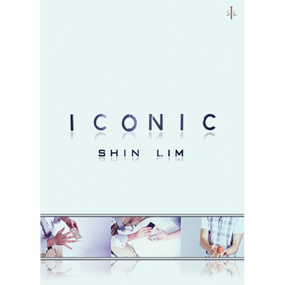 iConic (Silver Edition) by Shin Lim - Trick