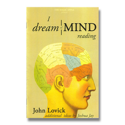 I Dream of Mindreading by John Lovick - Trick